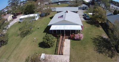 Morehead City Single Family Home For Sale: 108 Salem Street