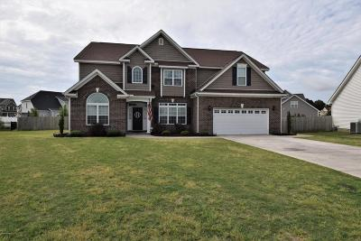 Winterville Single Family Home For Sale: 2105 Windchime Court