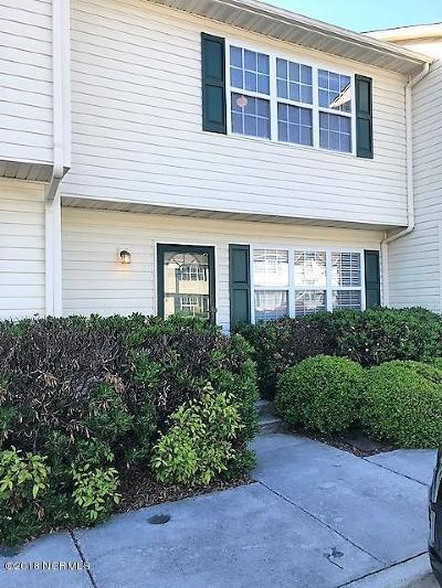 Swansboro Condo/Townhouse For Sale: 48 Pirates Cove Drive