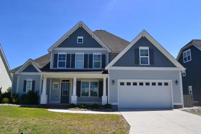 Newport Single Family Home For Sale: 409 Cutter Way