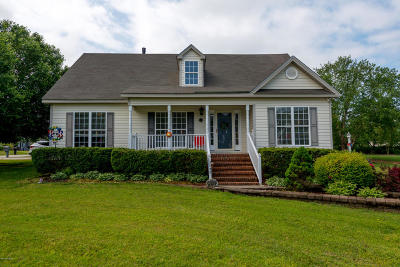 Nash County Single Family Home For Sale: 3549 Carriage Farm Road