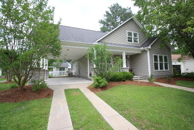 Greenville Single Family Home For Sale: 3711 Willow Run Drive