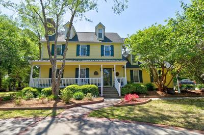 Morehead City Single Family Home For Sale: 103 Fairway Court