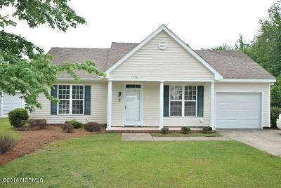 Nash County Single Family Home For Sale: 1726 Hunterbrook Lane