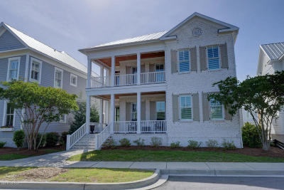 Wilmington Single Family Home For Sale: 912 Striking Island Drive