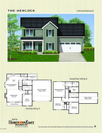 Jacksonville Single Family Home For Sale: 715 Cattail Court