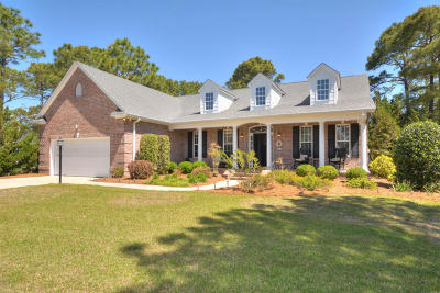 Southport Single Family Home For Sale: 2934 Moorings Way SE