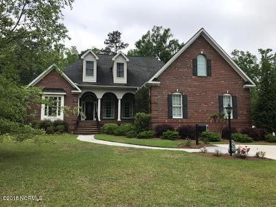 Whiteville Single Family Home For Sale: 1005 N Thompson Street