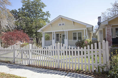 Wilmington NC Single Family Home For Sale: $279,000