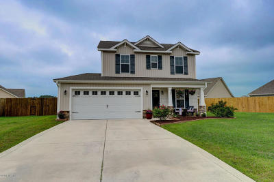 Jacksonville Single Family Home For Sale: 909 Periwinkle Court