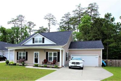 New Bern NC Rental For Rent: $1,300