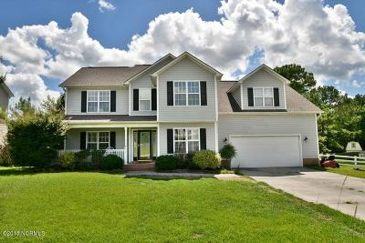 Jacksonville Single Family Home For Sale: 249 Rutherford Way