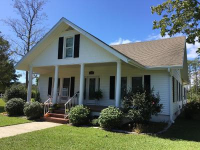 Smyrna Single Family Home For Sale: 123 Old Cart Road