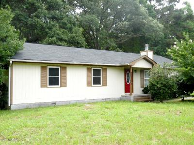 Jacksonville Rental For Rent: 122 Meadow Trail