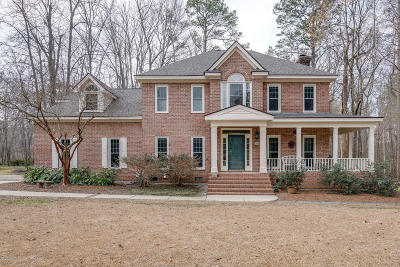 Rocky Mount Single Family Home For Sale: 3819 Green Cove Lane
