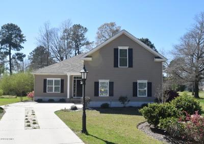 Brunswick Plantation Single Family Home For Sale: 8761 Nottoway Avenue NW