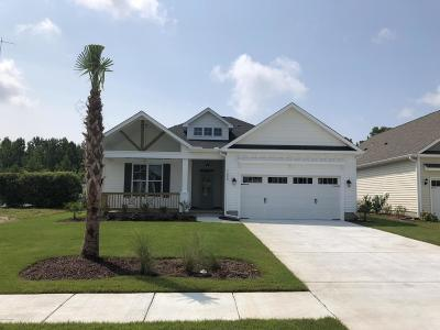 Ocean Isle Beach Single Family Home For Sale: 7088 Ascension Drive SW