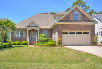 Southport Single Family Home For Sale: 3549 Sanderling Drive SE