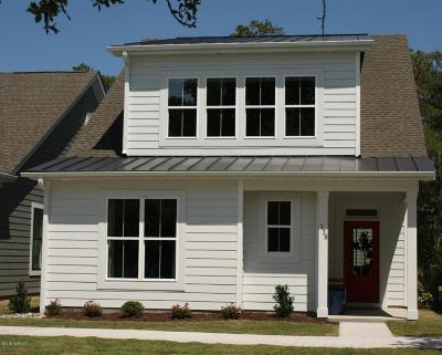 Beaufort Single Family Home Active Contingent: 219 Gray Duck Drive