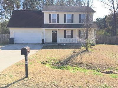 Jacksonville Single Family Home For Sale: 90 Pollard Drive