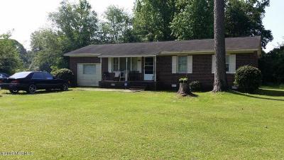 Jacksonville Single Family Home For Sale: 1187 Pickett Road