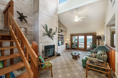 Pine Knoll Shores Condo/Townhouse For Sale: 570 Coral Drive #K-2