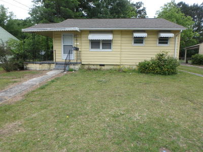 Jacksonville Single Family Home For Sale: 406 New River Drive