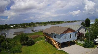 Morehead City Single Family Home For Sale: 1512 Avery Street