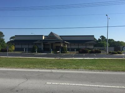 Morehead City Commercial For Sale: 5308 Hwy 70 W