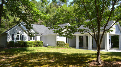 Calabash Single Family Home Active Contingent: 490 Oakwood Drive NW