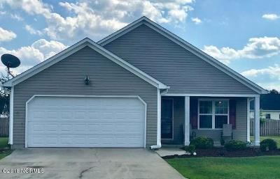 Leland Single Family Home For Sale: 926 Rolling Pines Loop Road NE