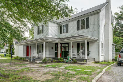Edgecombe County Single Family Home For Sale: 305 E Main Street