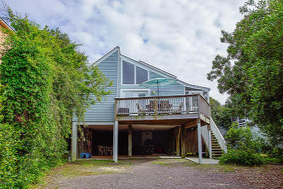 Oak Island Single Family Home For Sale: 3927 W Dolphin Drive