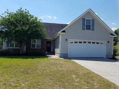 Hampstead Single Family Home For Sale: 145 Emerald Ridge
