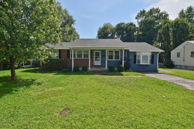 Jacksonville Single Family Home For Sale: 709 Vernon Drive