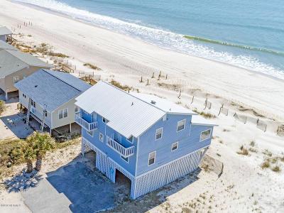 28465 Single Family Home For Sale: 113 E Beach Drive