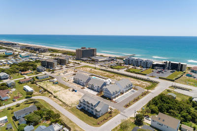 Atlantic Beach Condo/Townhouse For Sale: 2800 W Fort Macon Road W #27