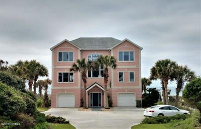Emerald Isle Single Family Home For Sale: 9717 Dolphin Ridge Road