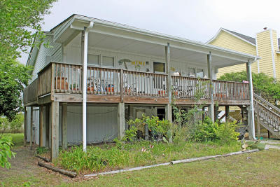 Surf City Single Family Home For Sale: 1139 S Topsail Drive