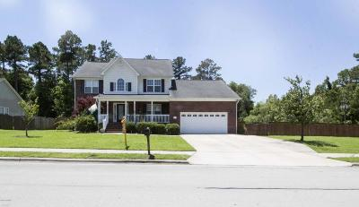 Onslow County Single Family Home For Sale: 301 Stagecoach Drive