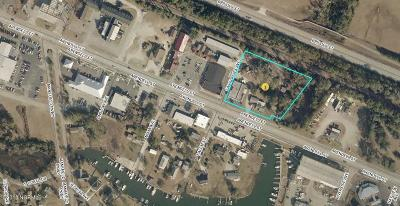 Morehead City Commercial For Sale: 4622 Arendell Street