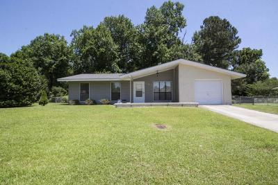 Jacksonville Single Family Home For Sale: 105 Timber Lane