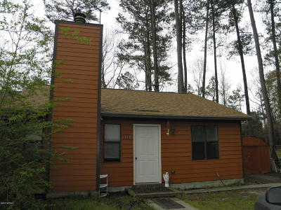 Havelock Single Family Home For Sale: 118 Pine Grove Road