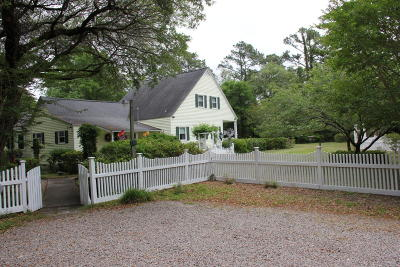 Wilmington Single Family Home For Sale: 138 Bump Along Road