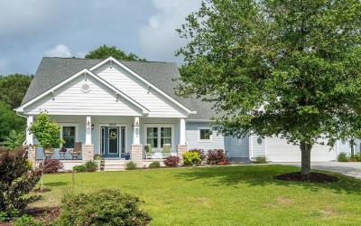 Southport Single Family Home For Sale: 6085 Turtlewood Drive