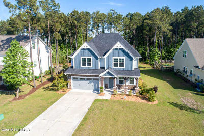Sneads Ferry Single Family Home For Sale: 409 Canvasback Lane