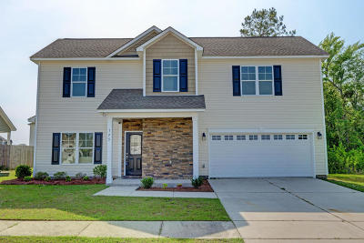Jacksonville Single Family Home For Sale: 175 Moonstone Court