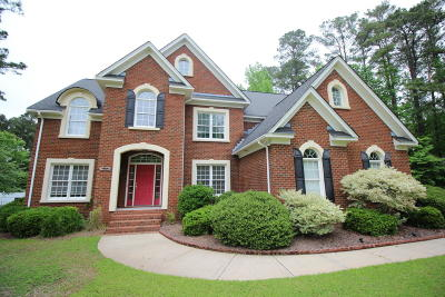 Greenville Single Family Home For Sale: 115 King George Road
