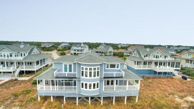Bald Head Island Single Family Home For Sale: 8 Peppervine Trail