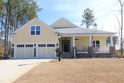 Brunswick Plantation Single Family Home For Sale: 7991 N Balfour Drive NW
